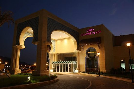 Crowne Plaza Jordan - Dead Sea Resort & Spa:                   DEAD SEA - JORDAN