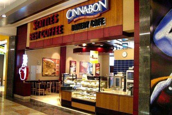 مقهى سينابون أبها والخميس