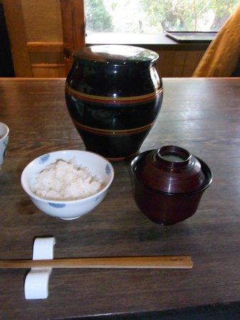 Innsyoutei:                   茶つぼ弁当