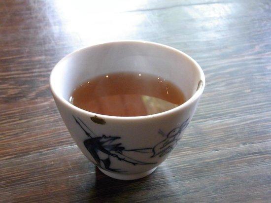 Innsyoutei:                   おから茶