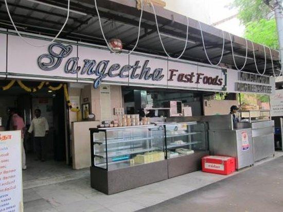 Sangeeth Restaurant Foto