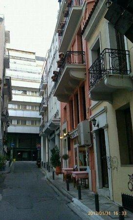 Hermes Hotel:                   Hotel