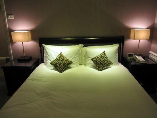 Hotel Royal-Nikko Taipei:                   ダブルベットを一人で使用したので広くて快適でした。