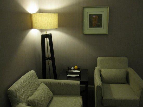 Hotel Royal-Nikko Taipei:                   部屋は全体的にシックでモダンなインテリア
