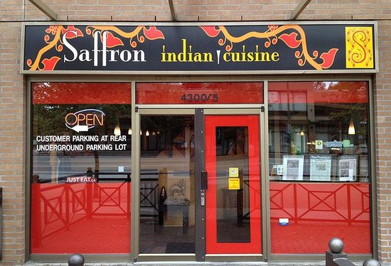 Saffron's Caribbean Delight