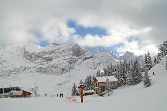 Club Vacanciel Pralognan-la-Vanoise: paysage