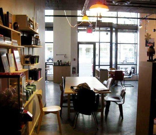 Cafe for Contemporary Art Foto