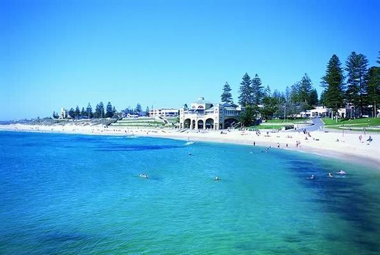 Image result for Cottesloe Beach