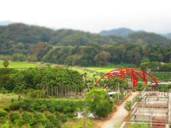 Lion's Head Mountain :                                     Red Bridge