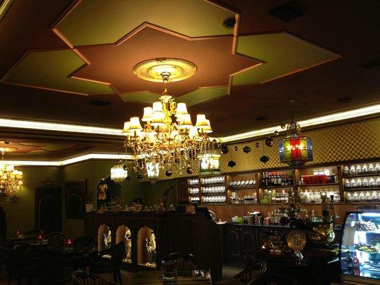 مقهى كوكب الشرق - Kelet Csillaga kávé-és Teaház