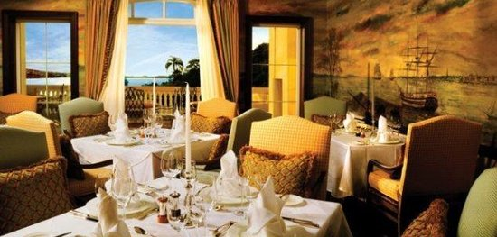 The Point Restaurant & Terrace: The Point Dining room