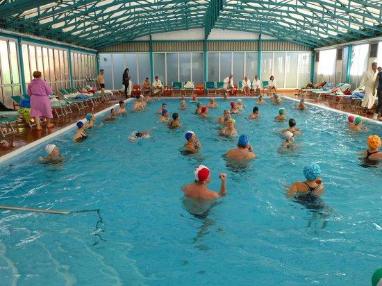 Piscina non adatta al nuoto foto di grand hotel delle for Allergia al cloro delle piscine