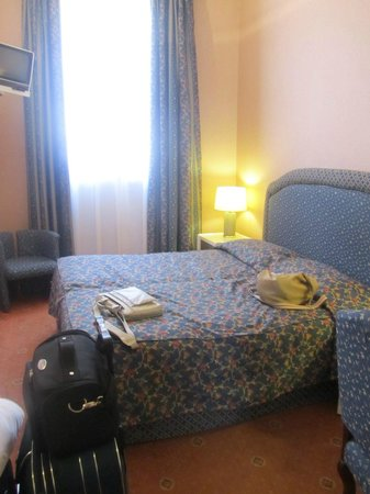 Hotel Rivoli:                   camera