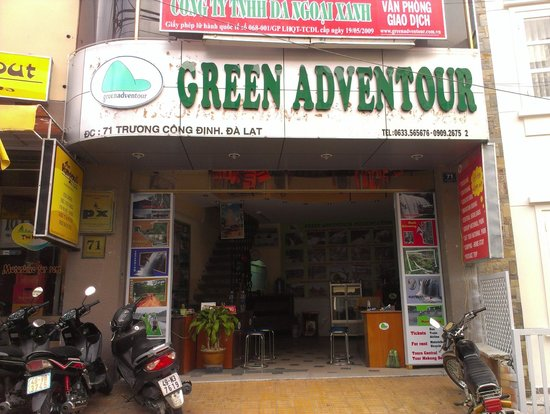 Green Adventour Day Tours