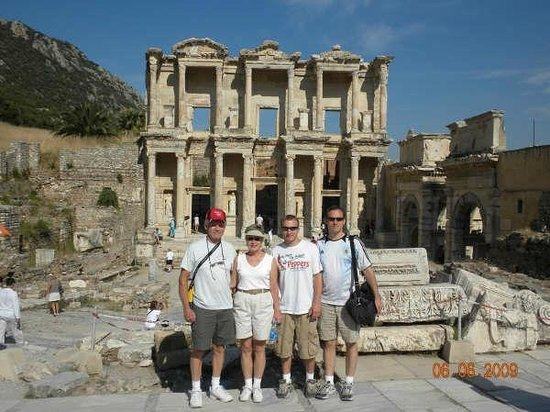 ‪Samyeli Travel - Ephesus Tours from Kusadasi and ANZAC Day Tours‬