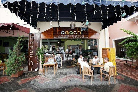Hamachi Japanese Restaurant