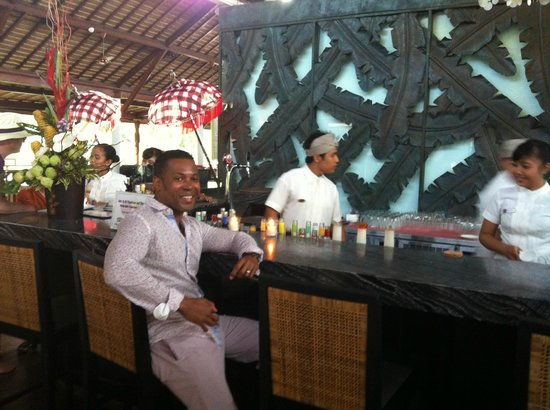 Padma Resort Legian:                   Every afternoon cocktail time !!!