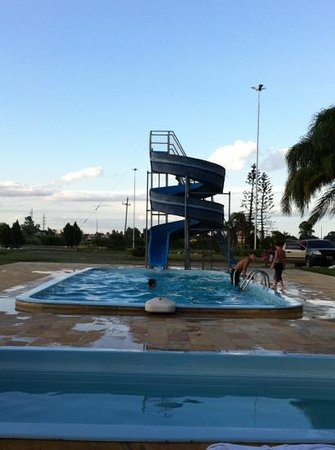 São Gabriel, RS: tobogán San Isidro