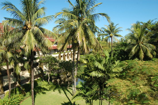 INTERCONTINENTAL Bali Resort:                   view from balcony