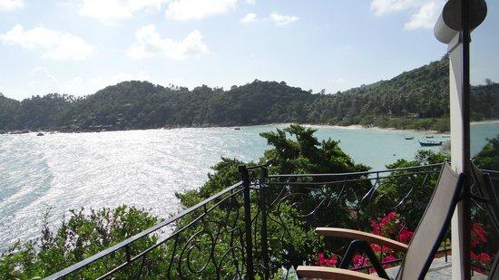 Jamahkiri Resort & Spa:                                     autre vue de la chambre