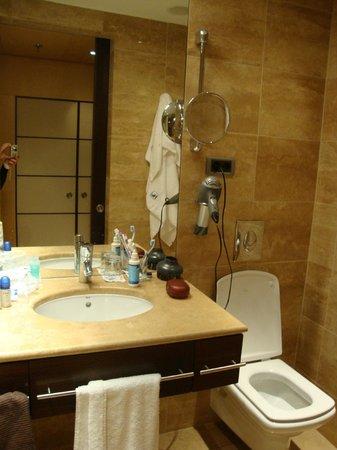 Eurostars Budapest Center Hotel:                   bagno