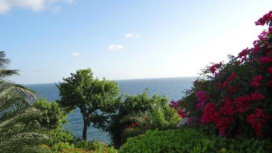 Jamahkiri Resort & Spa :                                     vue de la chambre