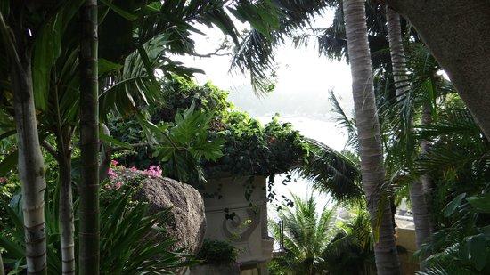 Jamahkiri Resort & Spa :                                     partout la vue sur mer!