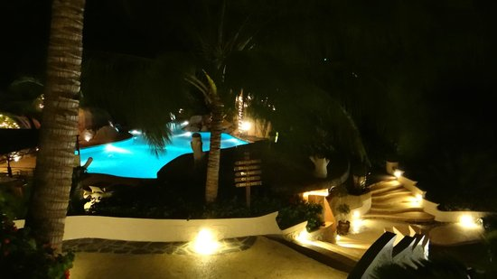 Jamahkiri Resort & Spa:                                     la nuit