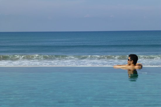 ‪‪The Seminyak Beach Resort & Spa‬: infinity pool‬