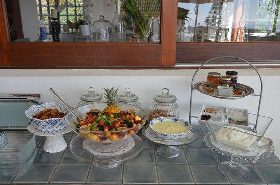 Aquavit Guest House : breakfast 5*