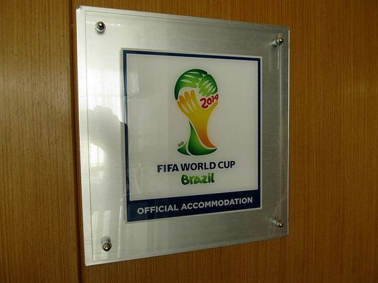 Mercure Apartments Brasilia Lider:                   FIFA official accomodation