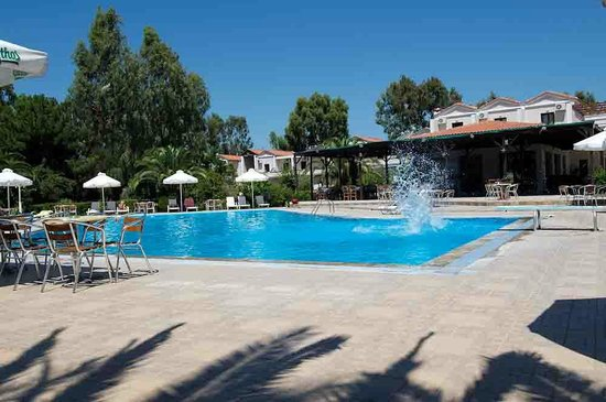 Pictures of Pasiphae Hotel - Lesbos Photos