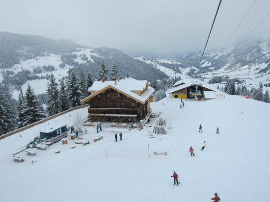 Hamilton Lodge Zweisimmen:                   De Lodge