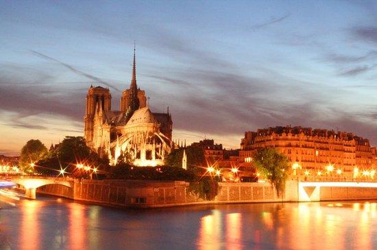 Hotel de Suez: Notre Dame de Paris
