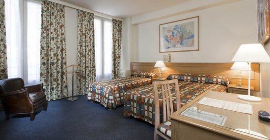 Hotel de Suez: Twin Room