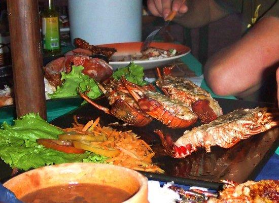 Jamaica Bar: Mi primera comida en el Jamaica (Agosto de 2008)