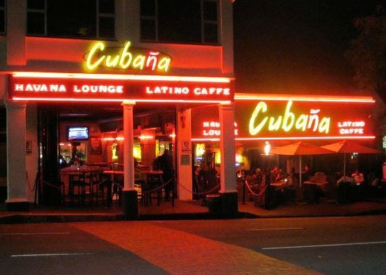 Cubana Havana Lounge & Latino Caffe, Cape Town Central - 9 ...