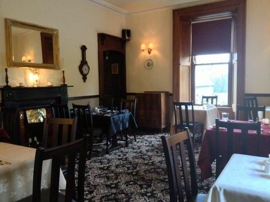 Ballyglass Country House: dine@Ballyglass