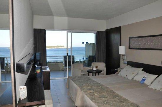 Hipotels Mediterraneo: Zimmer 604