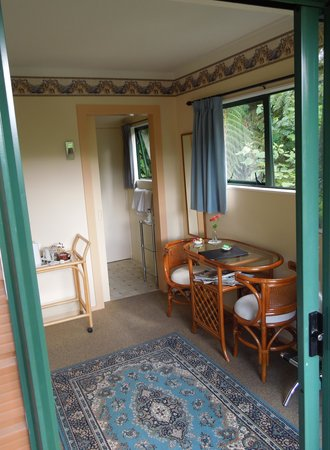 Mahana Lodge: The studio