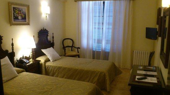 Hotel Born: habitacion doble