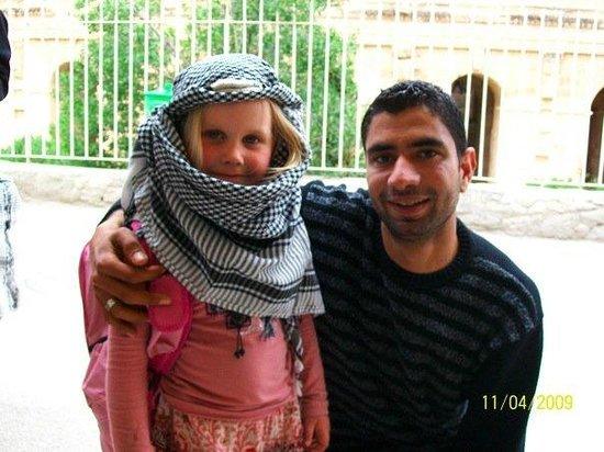JAZ Tour Khalef Thalasso & Spa:                   with a local at El Djem