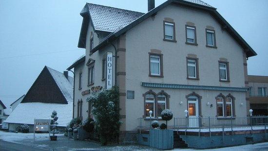 Edys Hotel-Restaurant im Glattfelder