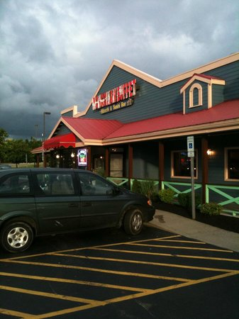 Mongolian Buffet:                   It's located very close to the McKinley Mall.