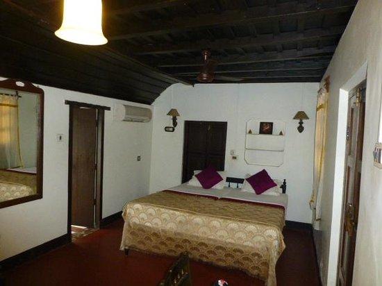 Emerald Isle - The Heritage Villa:                   Lit + air conditionné