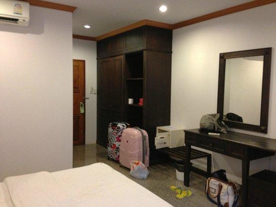 Marina Villa:                   Room
