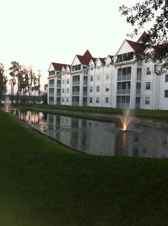 Diamond Resorts Grand Beach:                   Vista geral de um dos prédios