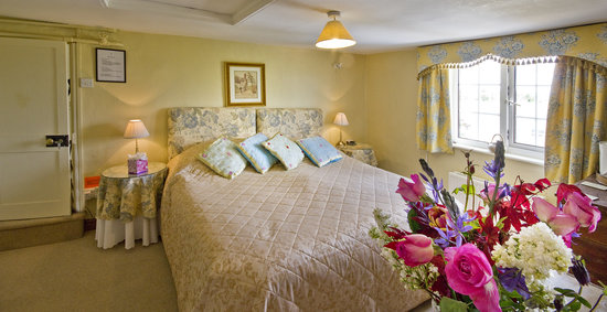 Bowers Hill Farm B&B: Lovely cosy rooms with gorgeous views