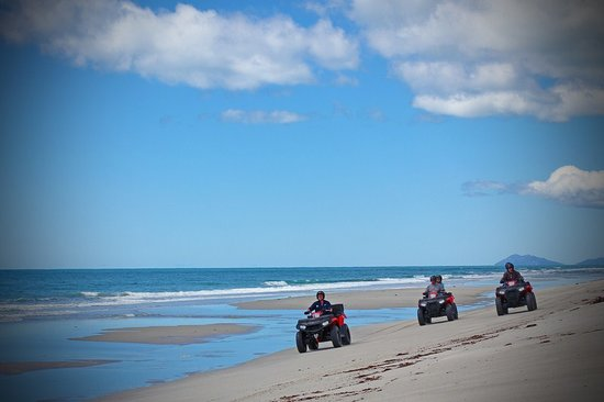 Flinders Island Quad Bike Tours