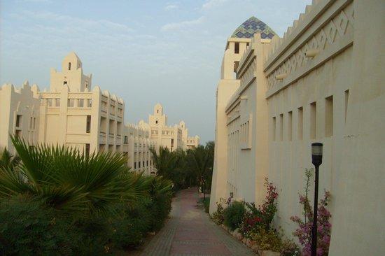Clubhotel Riu Karamboa:                                     i giardini di  Babilonia